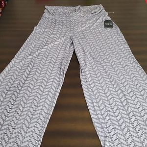 Almost Famous High-Waisted Lounge Pants - Size 2X